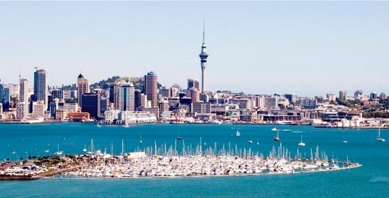 City of Auckland, New Zealand