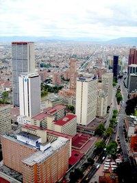 Hotels in Bogota city centre