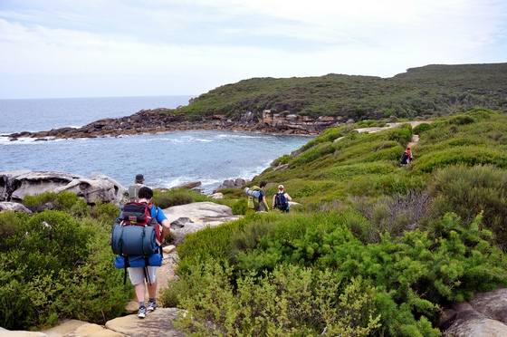 Bundeena National Park in Sydney