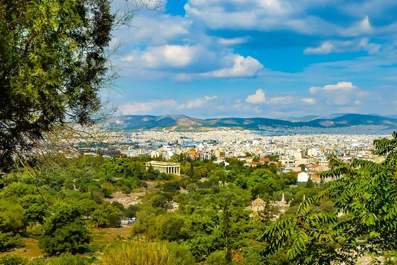 The city of Athens is Greece capital