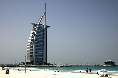 Umm Suquiem Beach in Dubai