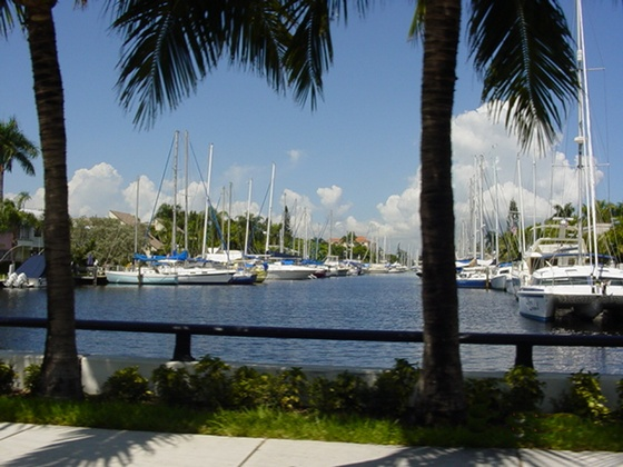 Fort Lauderdale's Bay Port
