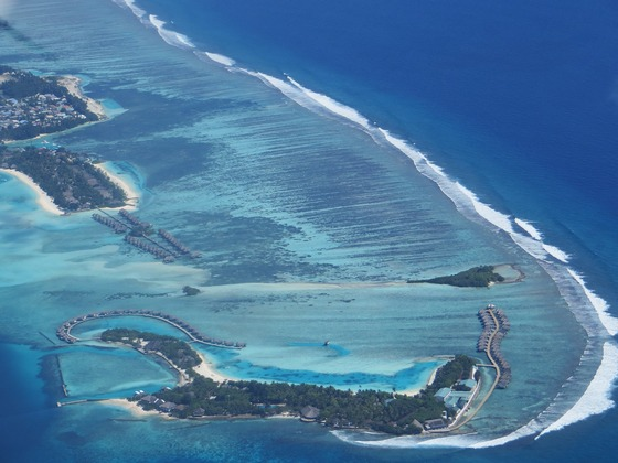 Island Resorts Maldives Resorts That Cater For The Whole