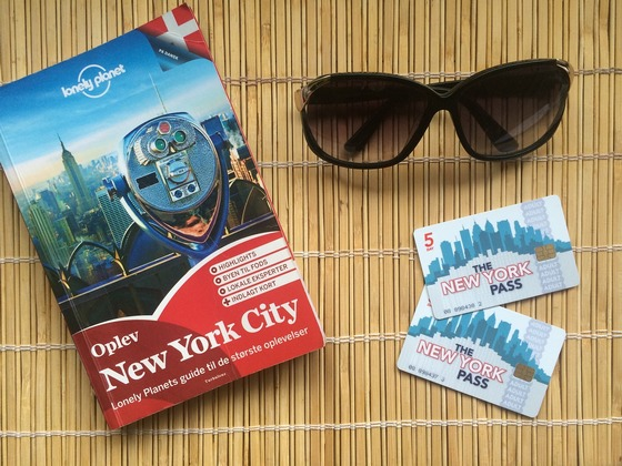 New York City guide and passes