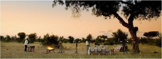 Ngala Game Reserve in Kruger National Park