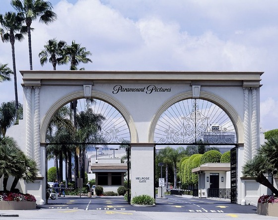 Paramount Studios in California