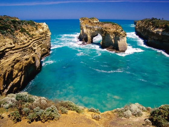 Port Campbell National Park in Australia