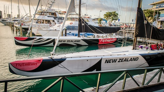 Regatta in New Zealand