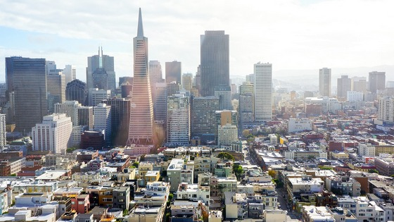 San Francisco city, California