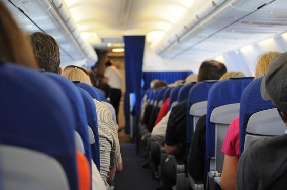 Air travel can have negative effect on your skin