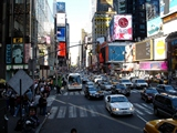 New York, another famous travel destination