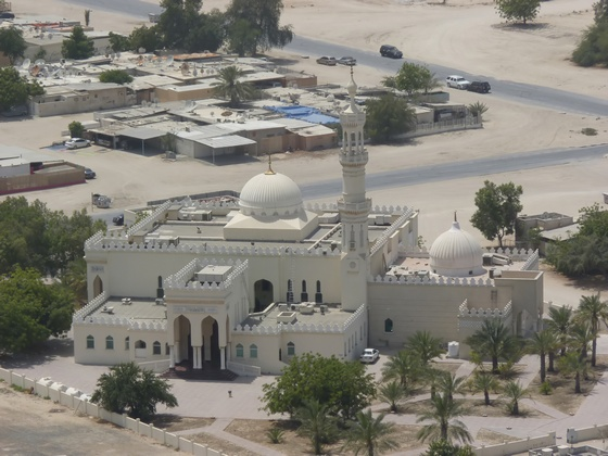 Mosque in Dubai